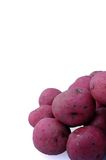 Patate rosse Fotografia Stock