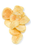 Patatine fritte Fotografie Stock Libere da Diritti