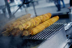 Patatine fritte Immagini Stock