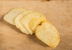 Patatine fritte Immagine Stock Libera da Diritti