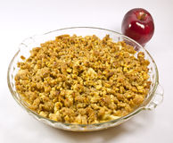 Patatine fritte del Apple Immagini Stock Libere da Diritti