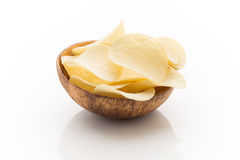 Patato обломока стоковое изображение rf