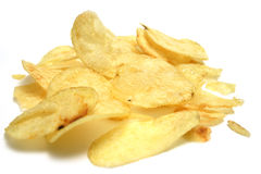 Patato crisps Royalty Free Stock Photos