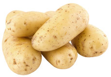 Patatoes frescos Imagem de Stock Royalty Free