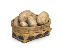 Patatoes Royalty Free Stock Photos