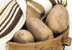 Patatoes Stock Image