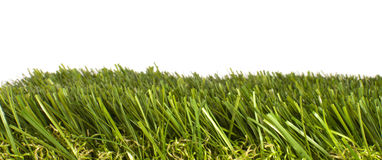 Patch of artificial grass Royalty Free Stock Photos