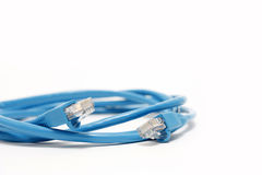 Patch cord Royalty Free Stock Images