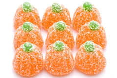 Patch of Halloween Candy Royalty Free Stock Images