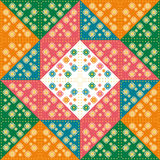 Patchwork Royalty Free Stock Image