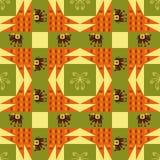 patchwork Zdjęcie Stock