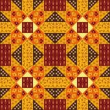 patchwork Fotografia Stock