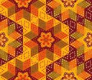 patchwork Obrazy Stock