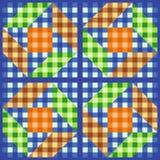 patchwork Fotografia Royalty Free