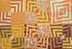 patchwork Royaltyfri Fotografi