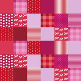 Patchwork Background Royalty Free Stock Image