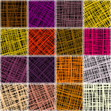Patchwork of canvas. Royalty Free Stock Photo