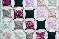 Patchwork cloth Stock Image
