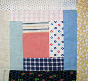 Patchwork Craft Stock Photography