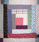 Patchwork Craft Royalty Free Stock Images