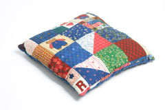 Patchwork Cushion Royalty Free Stock Image