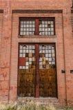 Patchwork Doors Stock Images