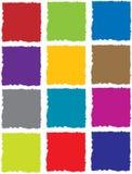 patchwork graniczny Zdjęcia Stock