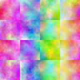 Patchwork Grunge Tile 2 royalty free illustration