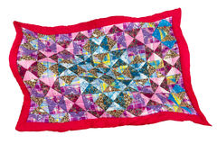 patchwork kołderka Obrazy Stock
