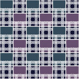 Patchwork lace pattern background with decorative elements Royalty Free Stock Photography