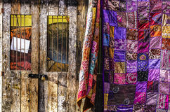 Patchwork. Oriental Indian Asian Handmade royalty free stock photo
