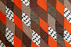 Patchwork pattern Royalty Free Stock Photos