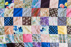Patchwork Royalty Free Stock Photo