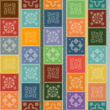 Patchwork pattern Stock Photography