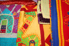 Patchwork quilt Royalty Free Stock Images