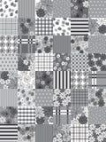 patchworku wektor Obrazy Royalty Free
