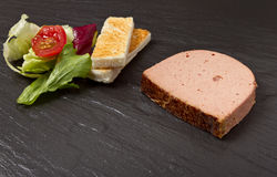 Pate Apetiser Stock Photography