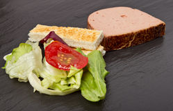Pate Apetiser Royalty Free Stock Photography