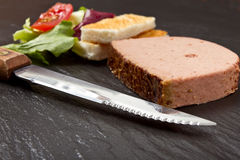 Pate Apetiser Royalty Free Stock Images