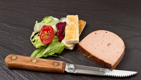 Pate Apetiser Royalty Free Stock Photos