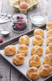 Pate a choux Stock Photography