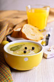 Pate covered with fat Royalty Free Stock Photo