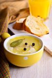 Pate covered with fat Royalty Free Stock Photos