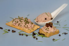 Pate Stock Photos