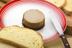 Pate of meat Stock Photography