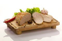 Pate stock photography