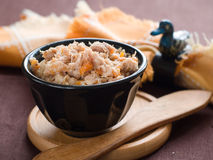 Pate (rilllettes) Royalty Free Stock Images