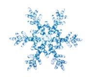 płatek śniegu Obrazy Royalty Free