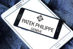 Patek philippe logo Royalty Free Stock Photos