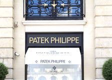 Patek Philippe Royalty Free Stock Images